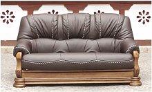 Gredos 3+2 Seater Italian Leather Sofa Suite
