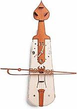 Greek Handmade Wooden Wall Clock Greek Pontiaki