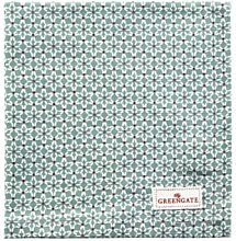 Green Gate - Green Cotton Juno Napkin - cotton  