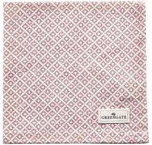 Green Gate - Pink Cotton Sandra Napkin - Set 2
