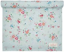Green Gate - Tablecloth Belle Pale Blue 100*100cm