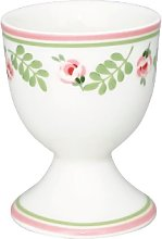 Green Gate - White Porcelain Lily Petit Egg Cup -