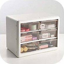 Green HX Plastic Makeup Organizers And Storage |