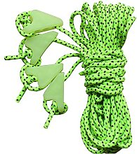 Green Outdoor Rope Camping Green Line Reflective