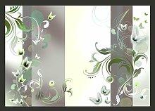Green Passion 2.1m x 300cm Wallpaper East Urban
