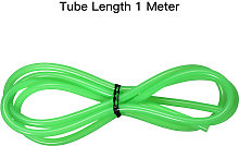 Green Silicone Tubing Food Grade Silicone Rubber