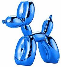 Green Tree Products Balloon Dog - Mini - Indigo -