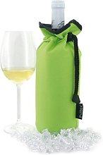 Green wine cooler sleeve - Pulltex