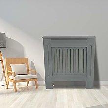 Greenbay Premium Radiator Cover | MDF Cabinet with