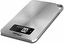 GreenBlue GB170 Digital Kitchen Scale Stainless