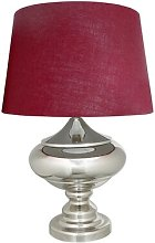 Greenmont 69.5cm Table Lamp Ophelia & Co. Shade