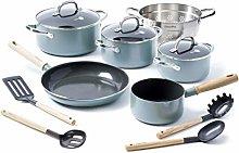 GreenPan Cookware Set, 13 Piece Pots and Pans Set,