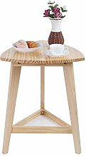 Greensen 2 Tiers Tea Table Elegant Modern Style