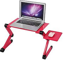 Greensen Adjustable Laptop Stand Portable Bed