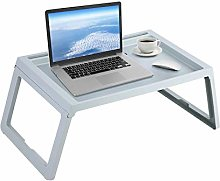Greensen Bed Tray Table for Eating and Laptops,