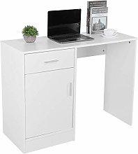 Greensen Computer Desk - Small Study Workstation -