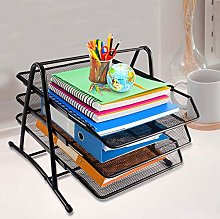 Greensen Document Tray Metal Letter Tray