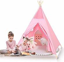 Greensen Teepee Tent for Kids, Foldable Children