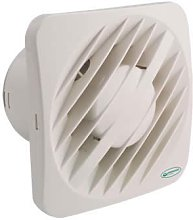 Greenwood Airvac AXS100 Extractor Fan Axial 100 mm