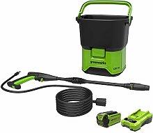 Greenworks Cordless High Pressure Cleaner GDC40K25