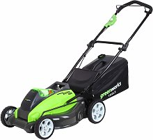 Greenworks Lawn Mower without 40 V Battery G40LM45