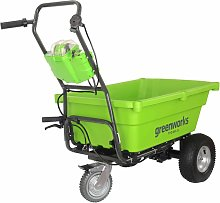 Greenworks Self-propelled Garden Cart without