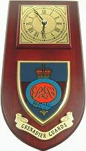 Grenadier Guards Wall / Mess Clock