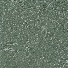 Grey 54 inch Wide Leatherette Vinyl Fabric Fire