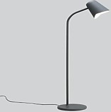 Grey designer floor lamp Me