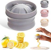 Grey Lemon slicer Multi-functional Spiral Lemon
