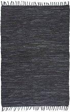 Grey Rug by Bloomsbury Market - Grey