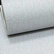 Grey Thick Textured Silver Glitter Vinyl Wallpaper