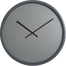 Grey Time Bandit Clock