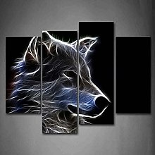 Grey Wolf Art Wolves Pictures Animal The For Home