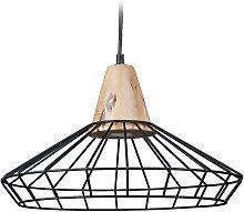GRID Design Pendant Light, Grid-Look, Metal,