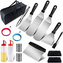 Griddle Accessories Tools Kit, Teppanyaki,Flat Top