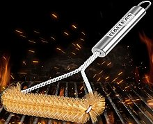 Grill Brush Brass Grill Brushes Heavy Duty Grill
