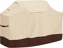 Grill cover, 58-inch waterproof grill cover, 600D
