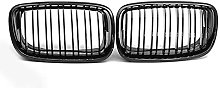 Grill Front Kidney Double Line Grille, for BMW