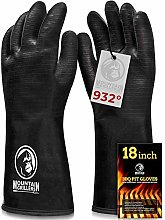 Grill Gloves Heat Resistant High Temperature Food