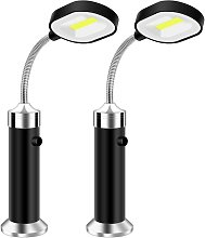 Grill Light, 2 Pieces LED Barbecue Grill Light