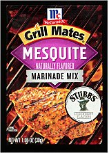Grill Mates Mesquite Marinade, 30.1 Grams (Pack of