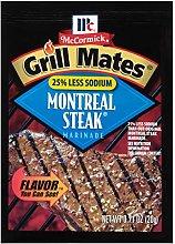 Grill Mates Montreal Steak Marinade, 20.1 Grams