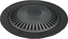 Grill Pan Portable Non-Stick Stove Plate Korean