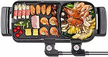 Grill Portable Electric Grill, Electric BBQ 5
