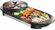 Grill Smokeless Indoor BBQ Table Electric Grill