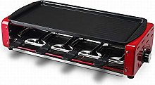 Grill Smokeless Indoor Machine for 8 people with 8
