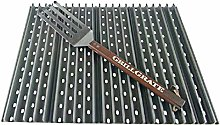 Grillgrate Rep17375-4g Grill Grate Kit, Gray,