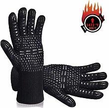 Grilling Gloves Heat Resistant Oven Gloves, BBQ