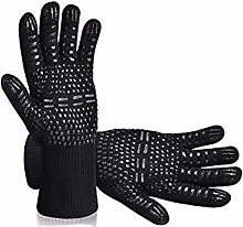 Grilling Gloves Heat Resistant Oven Gloves, BBQ